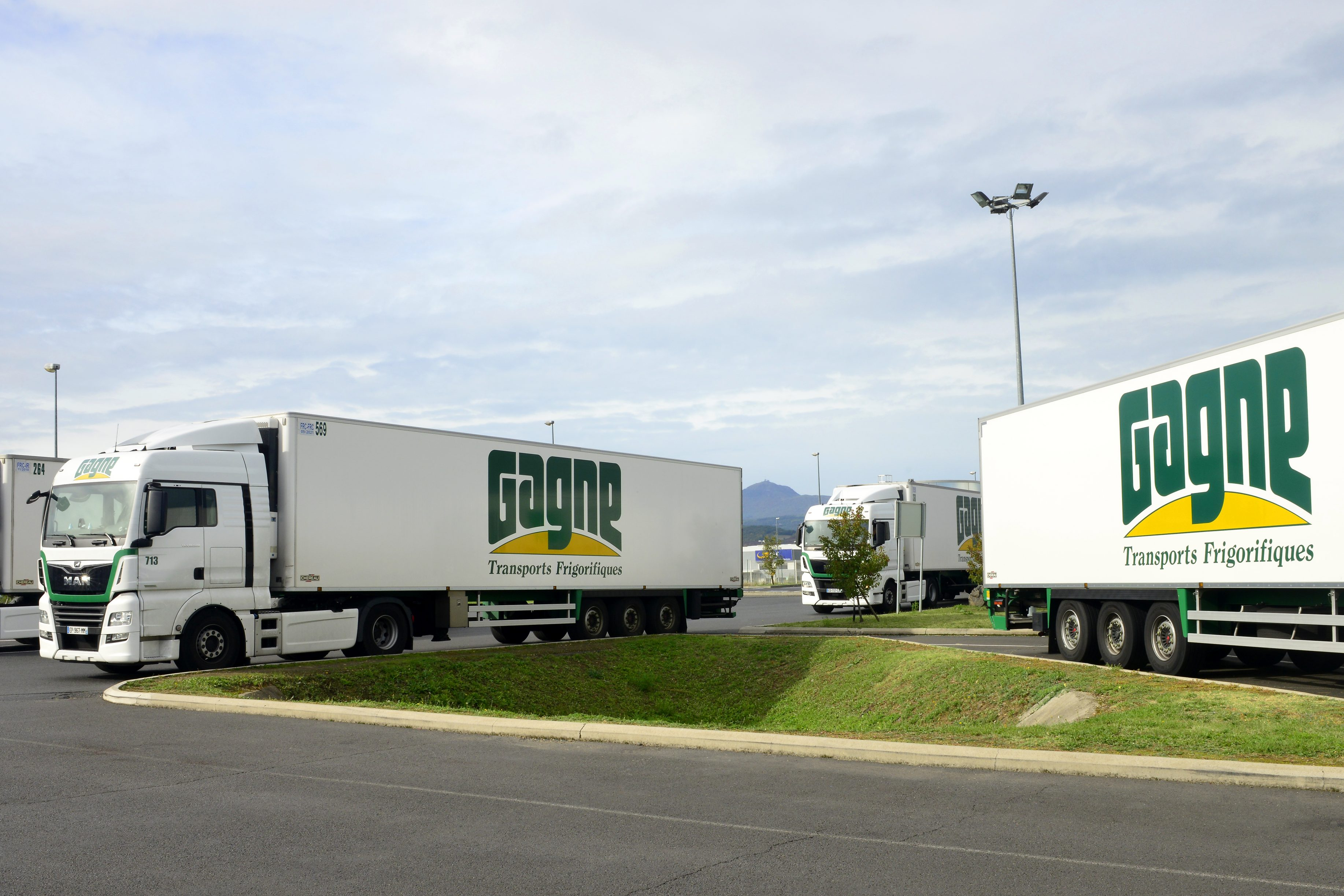 Transports Frigorifiques Rhône-Alpes